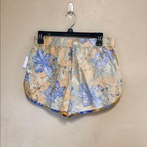 UO • flower shorts
